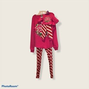 """""""DOLLIE &ME"""" Matching Outfit For Christmas Pajamas"""